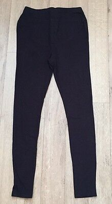 Papaya Maternity Over Bump Leggings Size 8