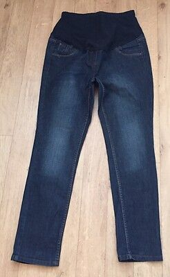 George Maternity Over Bump Jeans Size 14 Leg 30