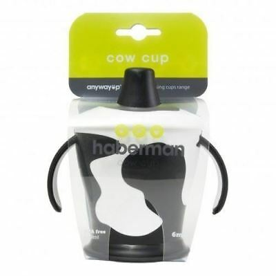 Haberman Cow Cup 250ml 6m+ 1 2 3 6 12 Packs