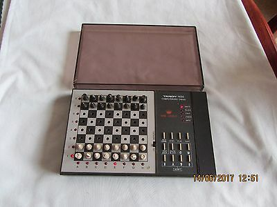 Tandy 1650 Computerised Chess Game