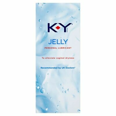 K-Y Jelly | Personal Lubricant | Vaginal Dryness 50ml 1 2 3 6 12 Packs