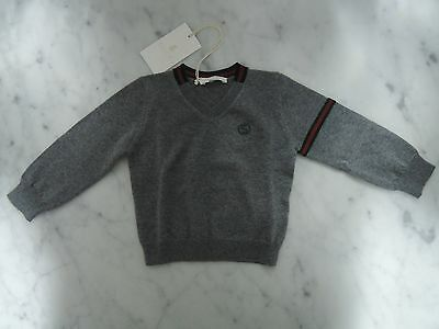 Gucci baby boy's light jumper NEW size 6 months