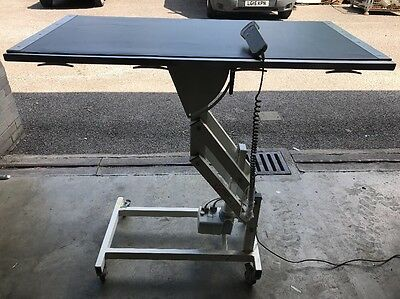 Electric Vet Operating/examination Table