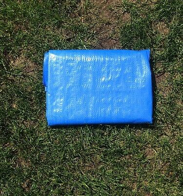 Heavy Duty Swimming Pool Ground Sheet For 10 Ft Pool