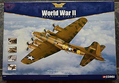 Corgi Aviation Archive Aa33301 B-17F Flying Fortress Memphis Belle 1:72 Scale