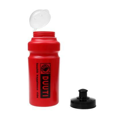 500ml Sports Running MTB Road Bike Cycling Water Bottle Safe and Healthy Red
