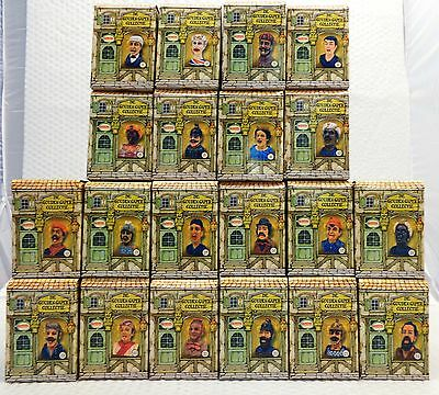 68 x THE GOLDEN GAPER COLLECTION FIGURES (De Gouden Gaper Collectie) - BNIB