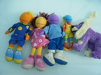 FANTASTIC  TWEENIES BUNDLE-BELLA,FIZZ,JAKE,MILO AND IZZLES £25.00 free p&p