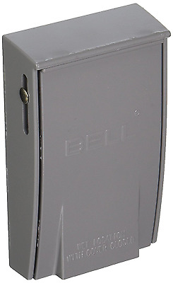 Hubbell-Bell 5030-0 1-Gang Weatherproof Vertical 30-50-Amp Receptacle Device Cov