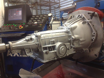 Ford Falcon BA BF BTR 4 Speed Reconditioned Auto Trans High Performance