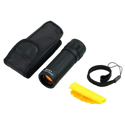 8x21 Mini Pocket Compact Monocular Telescope Camping Hunting Sports Hiking Out#Q