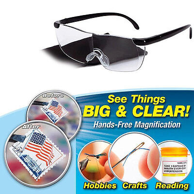 Big Vision Magnifying Presbyopic Glasses Eyewear Reading Gift For Parents