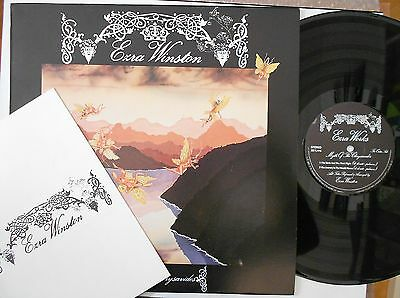 Ezra Winston Myth Of The Chrysavides Italy Ew001 Pprogressive Lp Booklet  B10