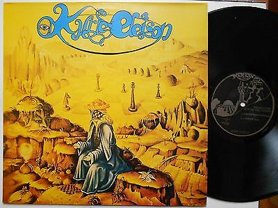 KYRIE ELEISON ORIGINAL SWISS 2nd PRESS EDITION MERLIN LABEL AUSTRIAN PROG LP B20