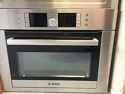 HBC86P753B BOSCH Compact oven with integrated microwave