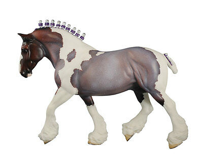 "BreyerFest 2017 Special Run ""Vahana"" Spotted Drafter #711261 Advance Purchase"