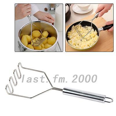 Kitchen Tools Vegetable Gadgets Potato Masher Pressure Mashed Accessories
