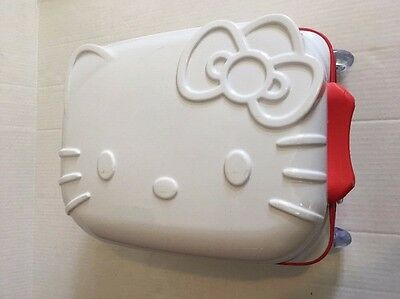 Hello Kitty luggage hardcase Rolling Retractable Handle Suitcase carry on A0020