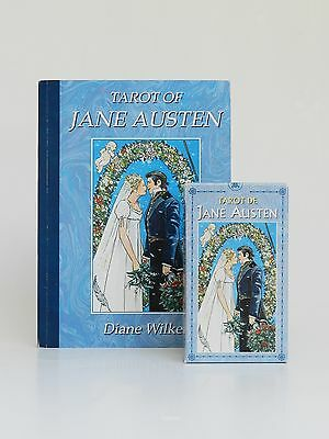 TAROT OF JANE AUSTEN (Lo Scarabeo, 2006) CARDS & BOOK