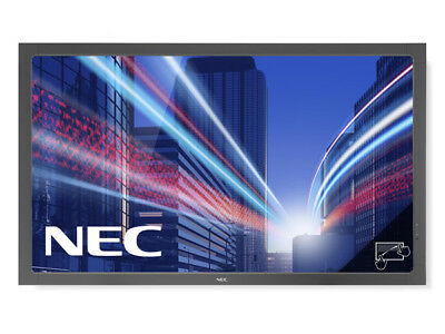"NEC 46"" LED 1920 x 1080 4000:1 Large Format LCD Flat Panel Display V463-TM"