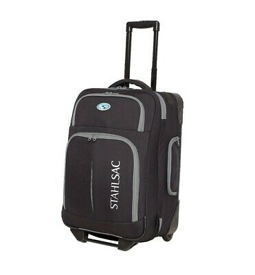 Stahlsac Rangi Roller Carry-On Luggage Airline Safe Bag Travel Retracting Handle