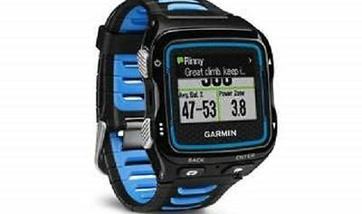 Garmin Forerunner 920XT Black and Blue with Heart Rate Monitor & BAND WARRANTY