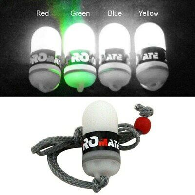 Promate Firefly Glow Dive Beacon LED Hi-Viz Signal Scuba Diving Tank Light Green