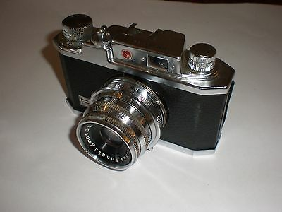 Halina 35X camera, original case,good condition, owned by my Dad from the 1960s