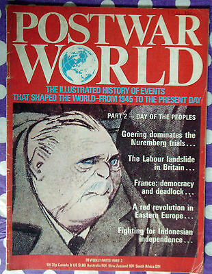 POSTWAR WORLD No.2-FROM 1945 TO 1975.VERY RARE 1975 ISSUE