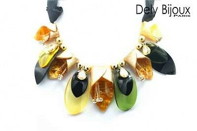 Collier fantaisie fashion ST-08