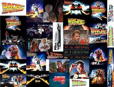 Back To The Future Magnets x 50+