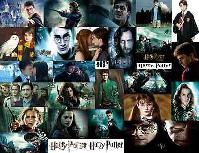 Harry Potter Movie Magnets x 28