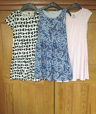 Girls summer dress clothes clothing bundle age 6-8 years from H&M