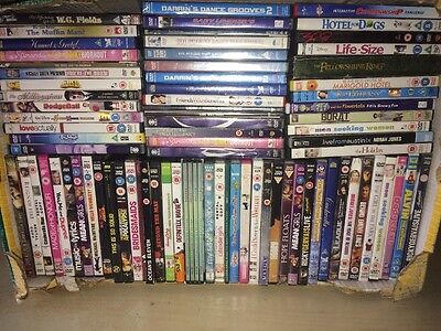 Job Lot of DVD's - excellent condition from new to very good (2)