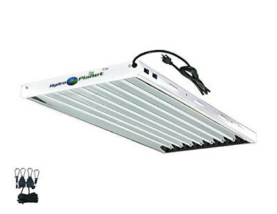 2ft & 4ft T5 Grow Light Fixture Veg T5 HO Fluorescent 6500K Grow Light System