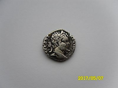 Roman Silver Coin - Unresearched