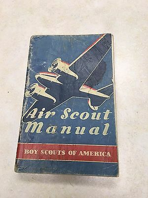 1943 Air Scout Manual