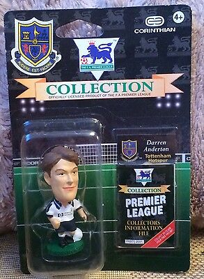 "Corinthian Premier 1995 Football Figure ""darren Anderton""  New & Sealed"