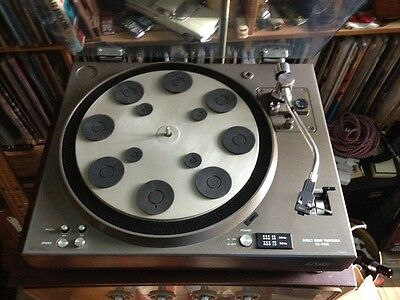 Vintage Direct Drive Sony turntable PS-4750 Ortofon VMS 20E MK2