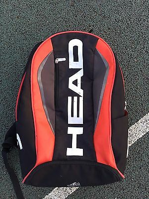 Head Tour Team Backpack - Black/Red