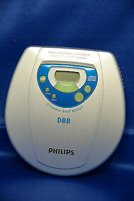 Philips Programmable Personal Stereo Cd Player