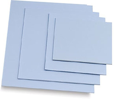 Easy Cut Carving Sheets - 4 Pack Blue Soft & Firm Artist Printmaking Block Print