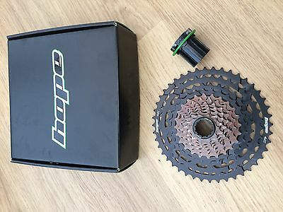 Hope 10-44t 11 Speed Cassette + Hope Pro 4 Freehub