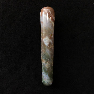 Agate Masssage Wand Tool 170619 Stone of Protection Strength Metaphysical