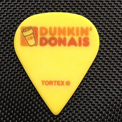 Guitar Pick - Anthrax - Jon Donais - Real 2016 For All Kings Tour Pick