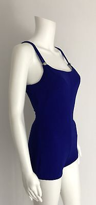 NWT Vintage 1950's 60's Catalina  Pin Up Rockabilly Swimsuit Size 8