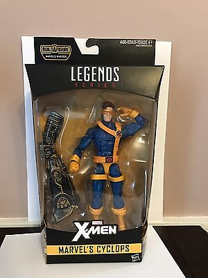 Hasbro Marvel Legends X-Men (Warlock BAF) Cyclops Action Figure (New in Box) • $19.99