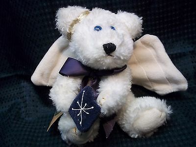 """Sweet! Boyds Bears Plush 6"""" Angel Investment Collectibles"""