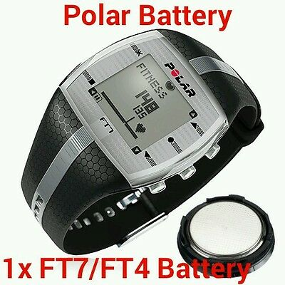 Battery for Polar FT7 or FT4  Heart Rate Monitor Watches