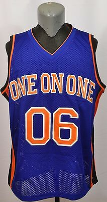 One on One Promo Jersey Paramount Studios New York Colorway M Television TV
